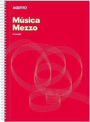 BLOC MUSICA MEZZO M.10 [I-1-5]