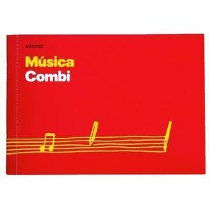 CUADERNO DE MUSICA COMBI 4 ADDITIO [I-2-4]