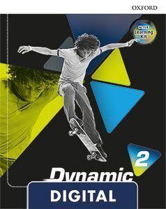 DYNAMIC 2 ESO WORKBOOK (LIBRO DIGITAL)