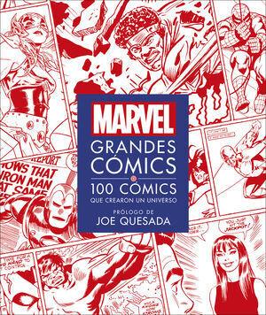 MARVEL GRANDES COMICS