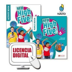 NEW HIGH FIVE! 6 DIGITAL PUPIL
