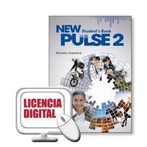 NEW PULSE 2 DIGITAL STUDENT