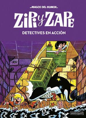 DETECTIVES EN ACCION (ZIPI Y ZAPE Nº 16)