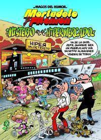 MISTERIO EN EL HIPER (MAGOS DEL HUMOR MORTADELO 205)