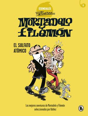 EL SULFATO ATOMICO (IBANEZ ESENCIALES Nº 1)