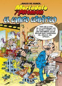 EL CAMBIO CLIMÁTICO (MAGOS DEL HUMOR MORTADELO Nº 211)