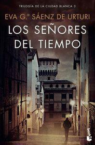 LOS SEÑORES DEL TIEMPO (BOOKET)