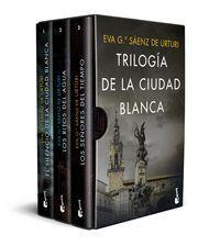ESTUCHE TRILOGIA DE LA CIUDAD BLANCA (BOOKET)