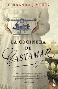 LA COCINERA DE CASTAMAR (BOOKET)