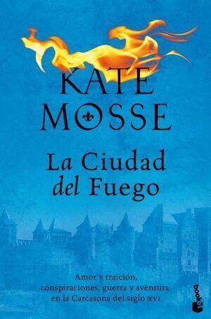 LA CIUDAD DEL FUEGO (BOOKET)
