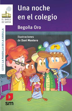 UNA NOCHE EN EL COLEGIO (BVB.17 PRIMEROS LECTORES)