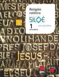 RELIGION 1ESO SILOE MADRID SM