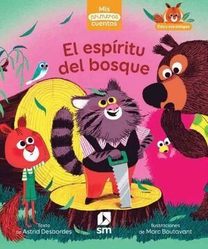 MPCMI. 7 EL ESPIRITU DEL BOSQUE