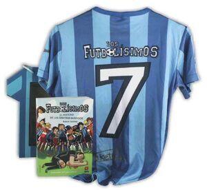 PACK MISTERIO ARBITROS DORMIDOS+CAMISETA (FUTBOLISIMOS Nº1)