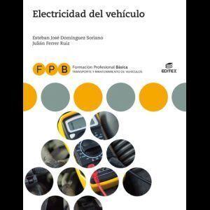 ELECTRICIDAD DEL VEHÍCULO (LIBRO DIGITAL) EDITEX