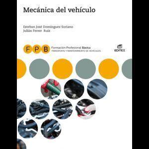 MECÁNICA DEL VEHÍCULO (LIBRO DIGITAL) EDITEX