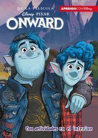 ONWARD (PIXAR) LEO JUEGO Y APRENDO