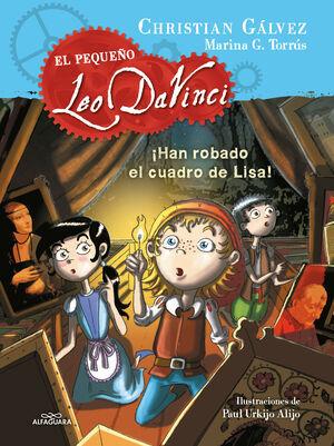 HAN ROBADO EL CUADRO DE LISA! (LEO DA VINCI Nº 2)