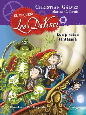 LOS PIRATAS FANTASMA (LEO DA VINCI Nº 3)