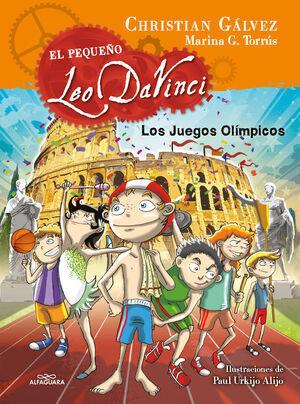 LOS JUEGOS OLIMPICOS (LEO DA VINCI Nº 5)