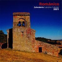 CALENDARIO PARED 2021 ROMANICO