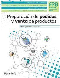 PREPARACIÓN DE PEDIDOS Y VENTA DE PRODUCTOS