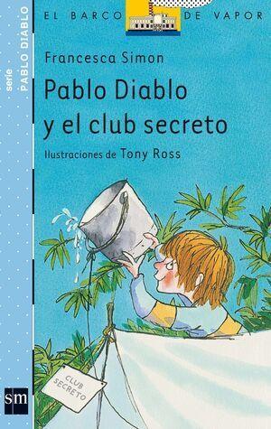 PABLO DIABLO Y EL CLUB SECRETO (BVPD.2)