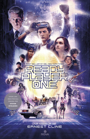READY PLAYER ONE (PELICULA)-NC 2021