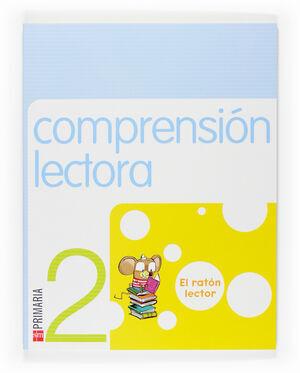 2º EP CUADERNO COMPRESIÓN LECTORA-07 ( EL RATÓN LECTOR) SM