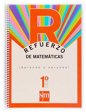 CUADERNO REFUERZO DE MATEMATICAS 1 ESO SM