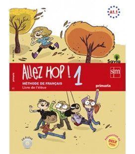 ALLEZ HOP! 1 LIVRE DE L ELEVE SAVIA ED.2014 (LIBRO DIGITAL)