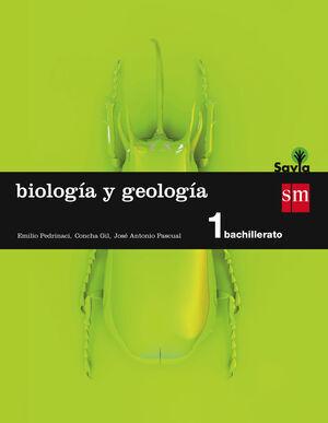 1º BACH. BIOLOGÍA Y GEOLOGÍA SAVIA-15 SM