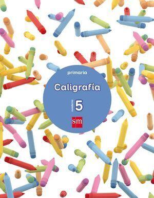 2º EP CUADERNO CALIGRAFÍA 5 17 SM