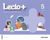 LECTO+, NIVEL 5