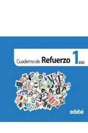 CUADERNO REFUERZO DE LENGUA 1 ESO ED.2012 EDEBE