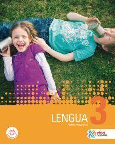 LENGUA 3 EP EDEBE PRIMARIA