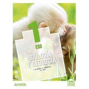 BIOLOGÍA Y GEOLOGÍA 1. ESO. ANAYA + DIGITAL (LIBRO DIGITAL)