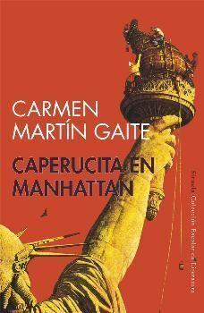 CAPERUCITA EN MANHATTAN -4069- SIRUELA