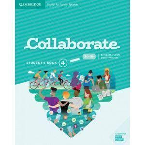 COLLABORATE 4 STUDENT'S BOOK (LIBRO DIGITAL)