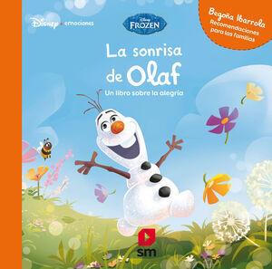 LA SONRISA DE OLAF (DISNEY EMOCIONES)