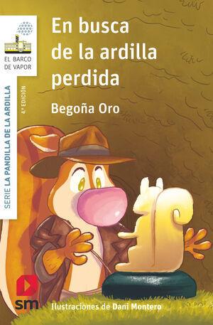 EN BUSCA DE LA ARDILLA PERDIDA (BVBPA.13)