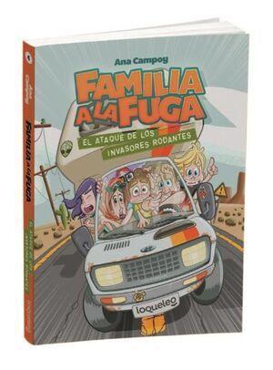 FAMILIA A LA FUGA 4. EL ATAQUE