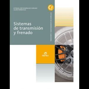 SISTEMAS DE TRANSMISIÓN Y FRENADO (LIBRO DIGITAL) EDITEX