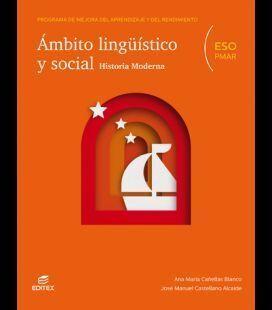 ÁMBITO LINGÜÍSTICO Y SOCIAL, HISTORIA MODERNA, ESO PMAR (LIBRO DIGITAL) EDITEX