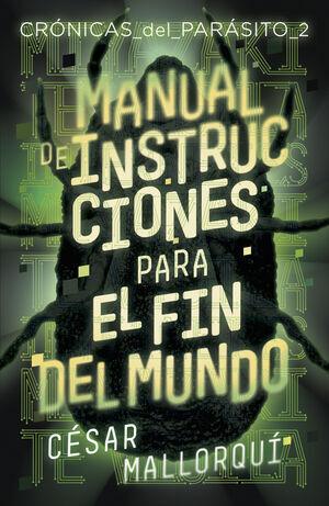 MANUAL DE INSTRUCIONES PARA EL FIN DEL MUNDO (GA.365)