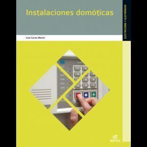 INSTALACIONES DOMÓTICAS (LIBRO DIGITAL) EDITEX