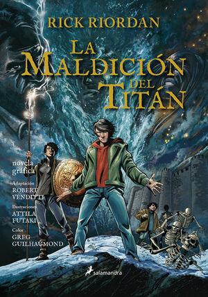 LA MALDICION DEL TITAN (GRAFICA Nº 3)