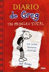 UN PRINGAO TOTAL (DIARIO DE GREG 1) -2220-