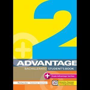 ADVANTAGE 2 BACH SB+WB WEBBOOK (LIBRO DIGITAL) BURLINGTON