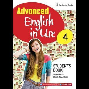 ADVANCED ENGLISH IN USE 4 SB (DIGITAL) BURLINGTON